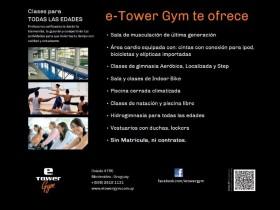 Etower Gym