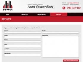 Hierros Online
